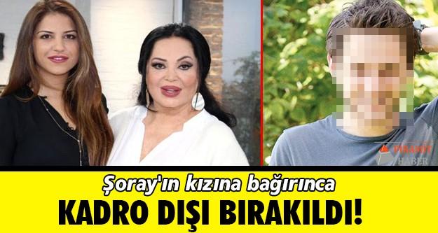 'Eski Köye Yeni Adet' filmi için yönetmen koltuğuna oturan Türkan Şoray, kızı Yağmur Ünal ile tartışan oyuncu Sercan Badur'u kadro dışı bıraktı.