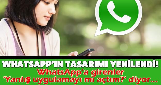 WhatsApp, uzun zamandır beklenen Android'in Materyal Tasarım'ına sahip güncellemesinin sonunda yayınladı.
