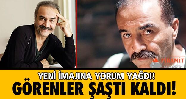 Saçlarını boyatıp stil değiştiren Yılmaz Erdoğan'ın yeni görünümü eleştirildi.