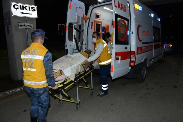 10 Iraklı Ankara'da tedavi altına alındı