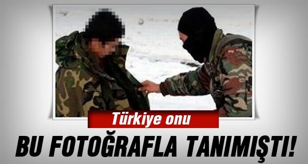 14 yaşında dağda yakalanan o PKK'lı şimdi..