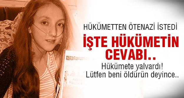 14 yaşındaki kızın isteğine devlet cevap verdi!
