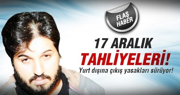 17 Aralık soruşturmasında flaş tahliyeler!