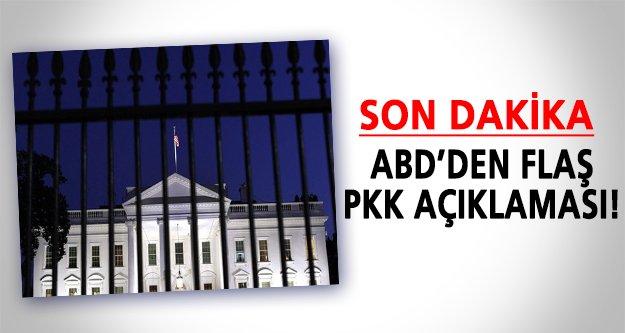 Beyaz Saray'dan açıklama!