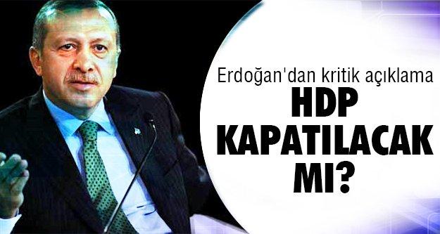 Erdoğan açıkladı!