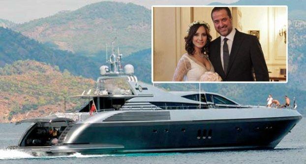 Gitti 4 milyon Euro'luk yat!