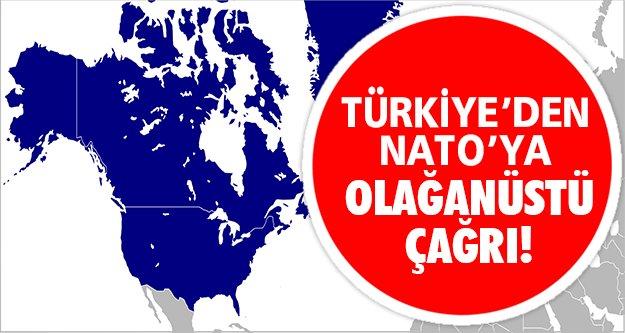 IŞİD için NATO toplantıya çağırıldı!