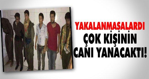 İstanbul'da böyle yakalandılar!