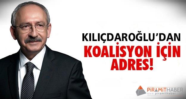 Kılıçdaroğlu'dan Saray vetosu!