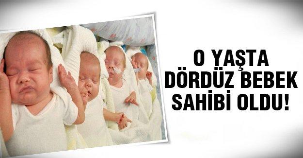 Bu bebekler dünya tarihine geçti!