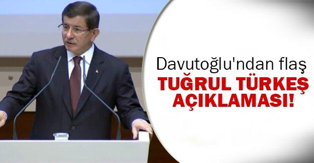 Davutoğlu'ndan MHP'ye tepki!