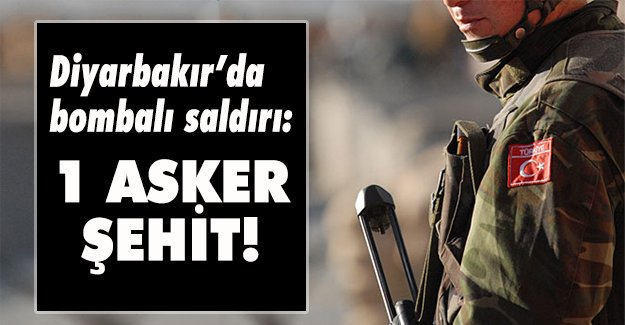 Diyarbakır'dan kara haber!