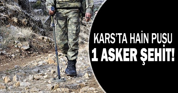 Kars'ta PKK saldırısı!