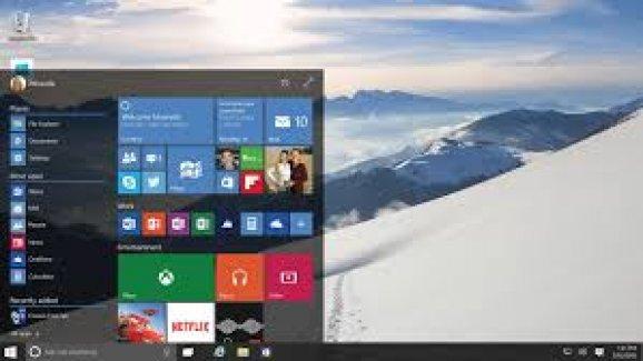Windows 10'un Başlat menüsünü beğenmedi!