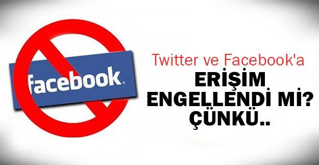 Facebook'a ve Twitter'a girenler..