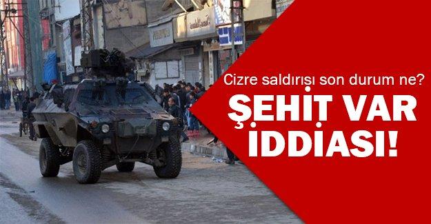 İçişleri Bakanlığı Cizre için açıklama yaptı..