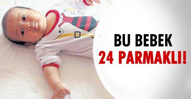 Mardin'de herkes bu bebeği konuşuyor!