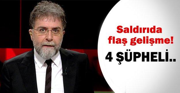 Ahmet Hakan'a saldıranlar...
