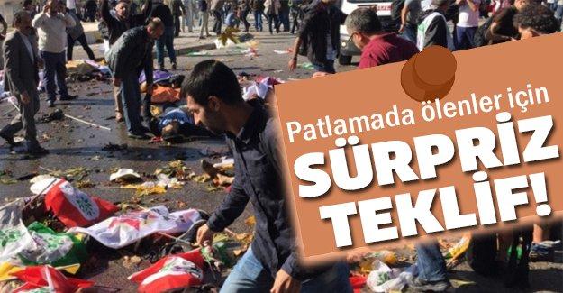 Ankara'da yaşamını yitirenler için..