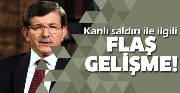 Davutoğlu canlı yayında açıkladı!