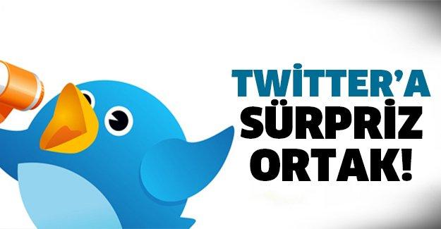 Twitter'ın ortağı bakın kim olacak!