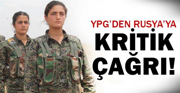 "YPG ""Rusya ile IŞİD'e karşı.."