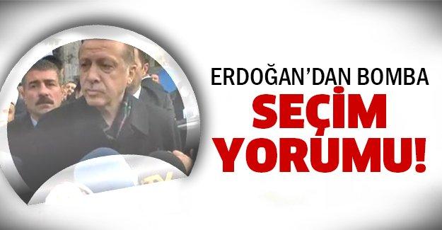 Erdoğan'dan bu sabah flaş açıklama!