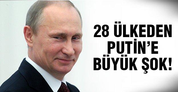 Avrupa Birliği'nde Rusya'ya kötü haber geldi..