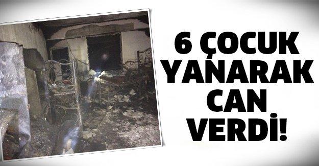 Diyarbakır'da yangın faciası!