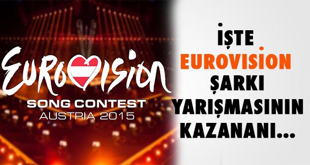 2015 Eurovision heyecanı