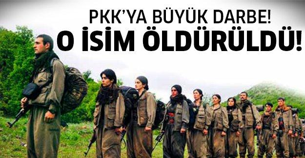PKK'lı yönetici öldürüldü!