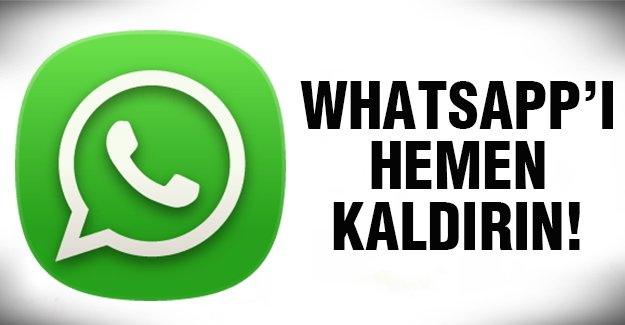 Whatsapp'a bugün girenler gördü!