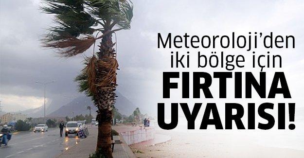Meteoroloji yarın sabah için uyardı!