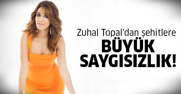 Zuhal Topal sosyal medyayı ayağa kaldırdı!