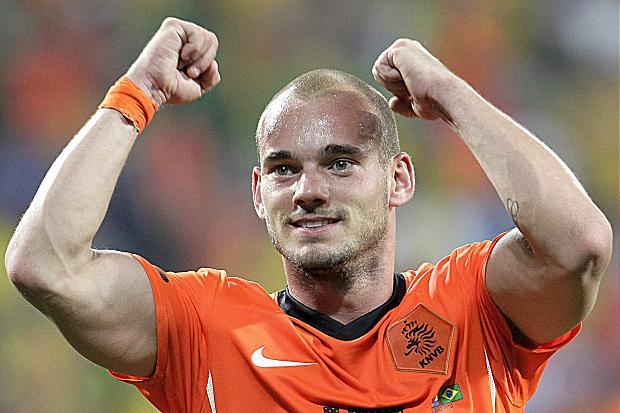 Aslan' da Sneijder depremi.