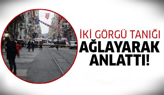 İstanbul'da patlamada flaş gelişme!