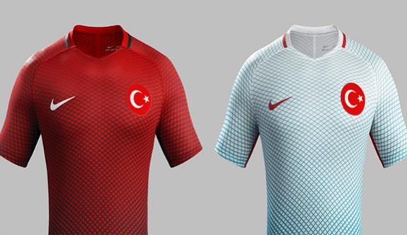 İşte Türkiye'nin Euro 2016 formaları!