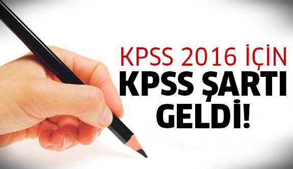 KPSS'ye girecek adaylar dikkat!