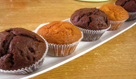 Muffin kek nasıl yapılır?