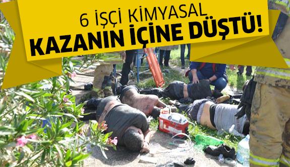 İzmir'de facia!