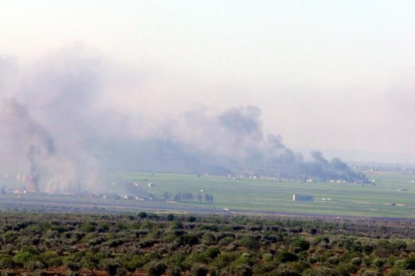 Suriye'de flaş gelişme!
