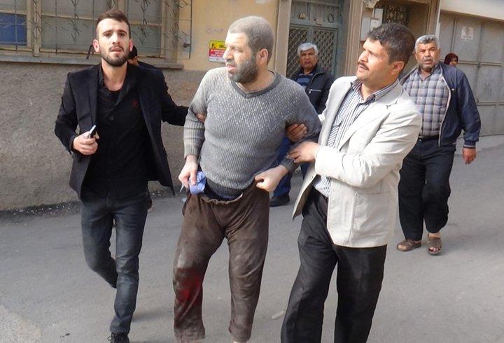 Suriye'den atılan 2 kaytuşa roket mermisi düştü!