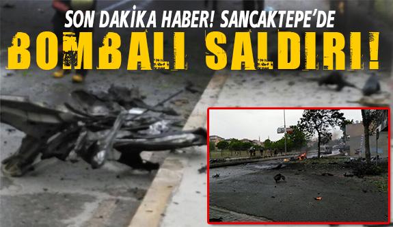 İstanbul'da bombalı saldırı!