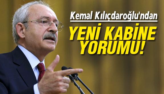 Kılıçdaroğlu'ndan flaş yorum!