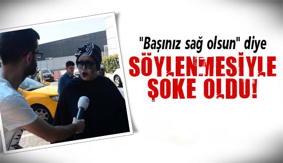 Oya Aydoğan'ın haberini böyle aldı!