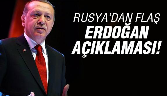 Erdoğan'dan Putin'e mektup!