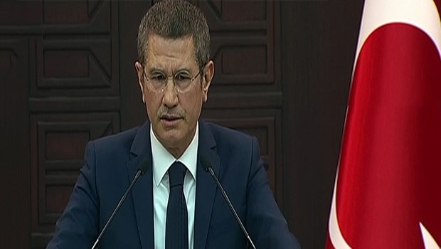 Hükümet Sözcüsü Nurettin Canikli açıkladı!