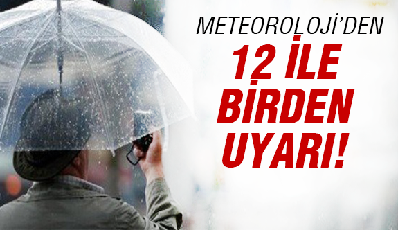 Meteoroloji'den sevindirici haber geldi!