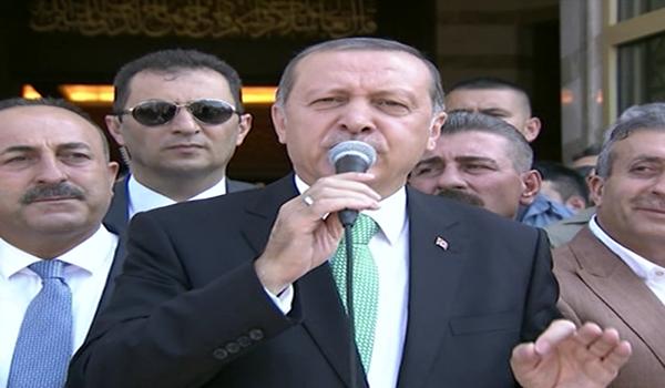 Erdoğan'dan Gülen'e ağır sözler