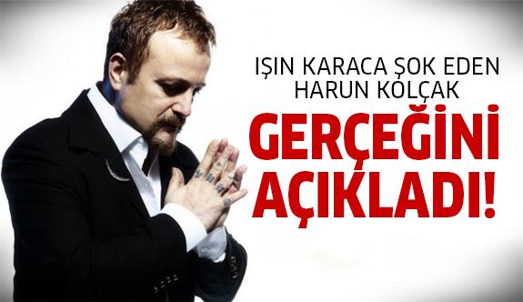 Harun Kolçak'tan haber var!